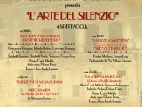 locandina spettacolo teatrale al Puccini di BariL