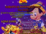 San Filippo Smaldone Bari, locandina dello spettacolo per bimbi